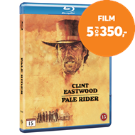 Produktbilde for Pale Rider (DK-import) (BLU-RAY)