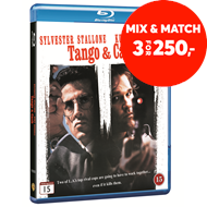 Produktbilde for Tango & Cash (DK-import) (BLU-RAY)