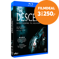 Produktbilde for The Descent (DK-import) (BLU-RAY)