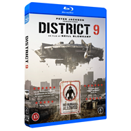 District 9 (DK-import) (BLU-RAY)