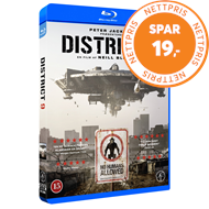 Produktbilde for District 9 (DK-import) (BLU-RAY)
