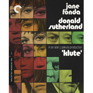 Produktbilde for Klute - The Criterion Collection (UK-import) (BLU-RAY)