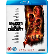Produktbilde for Dragged Across Concrete (UK-import) (BLU-RAY)