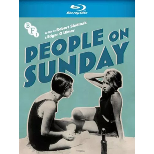 People On Sunday (UK-import) (BLU-RAY)