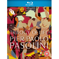 Produktbilde for Trilogy Of Life (UK-import) (BLU-RAY)