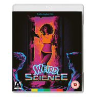 Produktbilde for Weird Science (UK-import) (BLU-RAY)