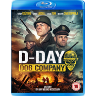 Produktbilde for D-Day: Dog Company (UK-import) (BLU-RAY)