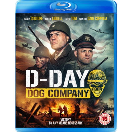 D-Day: Dog Company (UK-import) (BLU-RAY)