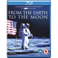 Produktbilde for From The Earth To The Moon (UK-import) (BLU-RAY)