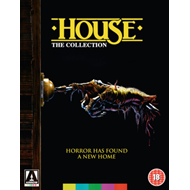 Produktbilde for House: The Collection - House 1-4 (UK-import) (BLU-RAY)