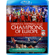 Liverpool FC: End Of Season Review 2018/2019 (UK-import) (BLU-RAY)