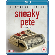 Produktbilde for Sneaky Pete - Sesong 2 (UK-import) (BLU-RAY)