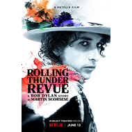 Rolling Thunder Revue - A Bob Dylan Story By Martin Scorsese (BLU-RAY)