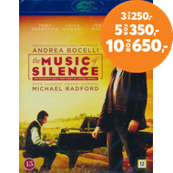 Produktbilde for Andrea Bocelli - The Music Of Silence (BLU-RAY)