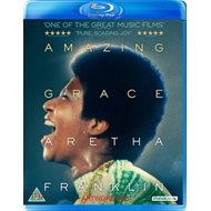 Aretha Franklin - Amazing Grace (UK-import) (BLU-RAY)