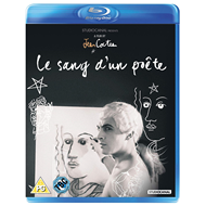 Produktbilde for The Blood Of A Poet (UK-import) (BLU-RAY)