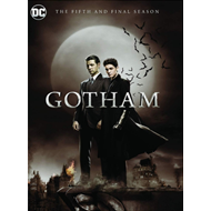 Gotham - Sesong 5 (UK-import) (BLU-RAY)