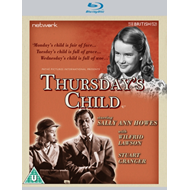 Produktbilde for Thursday's Child (UK-import) (BLU-RAY)