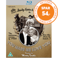 Produktbilde for You Made Me Love You (UK-import) (BLU-RAY)