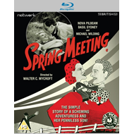 Produktbilde for Spring Meeting (UK-import) (BLU-RAY)
