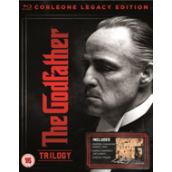 Produktbilde for The Godfather Trilogy (UK-import) (BLU-RAY)