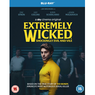 Produktbilde for Extremely Wicked, Shockingly Evil And Vile (UK-import) (BLU-RAY)