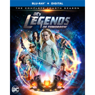 Produktbilde for Legends Of Tomorrow - Sesong 4 (UK-import) (BLU-RAY)
