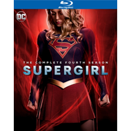 Produktbilde for Supergirl - Sesong 4 (UK-import) (BLU-RAY)