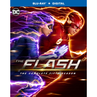 Produktbilde for The Flash - Sesong 5 (UK-import) (BLU-RAY)