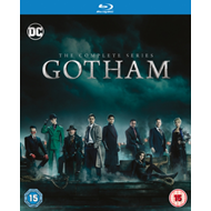 Produktbilde for Gotham - The Complete Series (UK-import) (BLU-RAY)