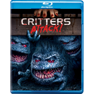 Critters Attack! (UK-import) (BLU-RAY)