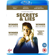 Produktbilde for Secrets And Lies (UK-import) (BLU-RAY)