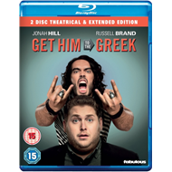 Produktbilde for Get Him To The Greek (UK-import) (BLU-RAY)
