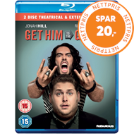 Get Him To The Greek (UK-import) (BLU-RAY)