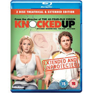 Produktbilde for Knocked Up (UK-import) (BLU-RAY)