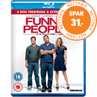 Produktbilde for Funny People (UK-import) (BLU-RAY)