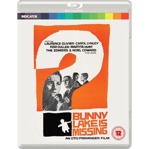 Bunny Lake Is Missing (UK-import) (BLU-RAY)