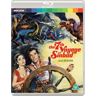 Produktbilde for The 7th Voyage Of Sinbad (UK-import) (BLU-RAY)