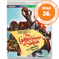 Produktbilde for The Golden Voyage Of Sinbad (UK-import) (BLU-RAY)