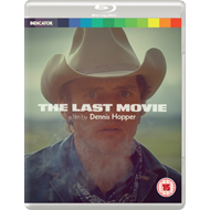 Produktbilde for The Last Movie (UK-import) (BLU-RAY)