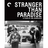Produktbilde for Stranger Than Paradise - The Criterion Collection (BLU-RAY - SONE A)