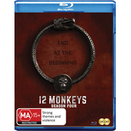 Produktbilde for 12 Monkeys - Sesong 4 (BLU-RAY)