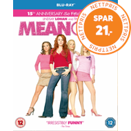 Produktbilde for Mean Girls (UK-import) (BLU-RAY)