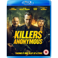 Killers Anonymous (UK-import) (BLU-RAY)