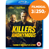 Produktbilde for Killers Anonymous (UK-import) (BLU-RAY)