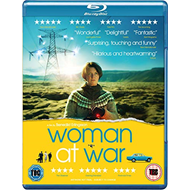 Produktbilde for Woman At War / Kvinne På Krigsstien (UK-import) (BLU-RAY)