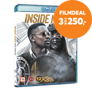 Produktbilde for Inside Man: Most Wanted (BLU-RAY)