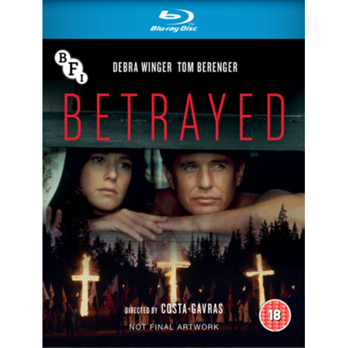 Betrayed (UK-import) (BLU-RAY)