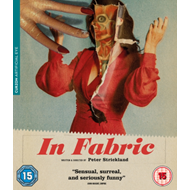 Produktbilde for In Fabric (UK-import) (BLU-RAY)