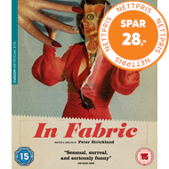 In Fabric (UK-import) (BLU-RAY)